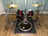 pearl jazz kit VISION BIRCH_2
