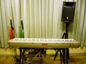 ピアノ弾き語りセット